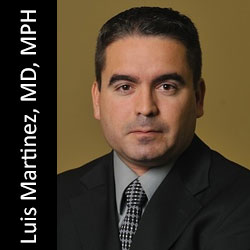 Luis Martinez, MD